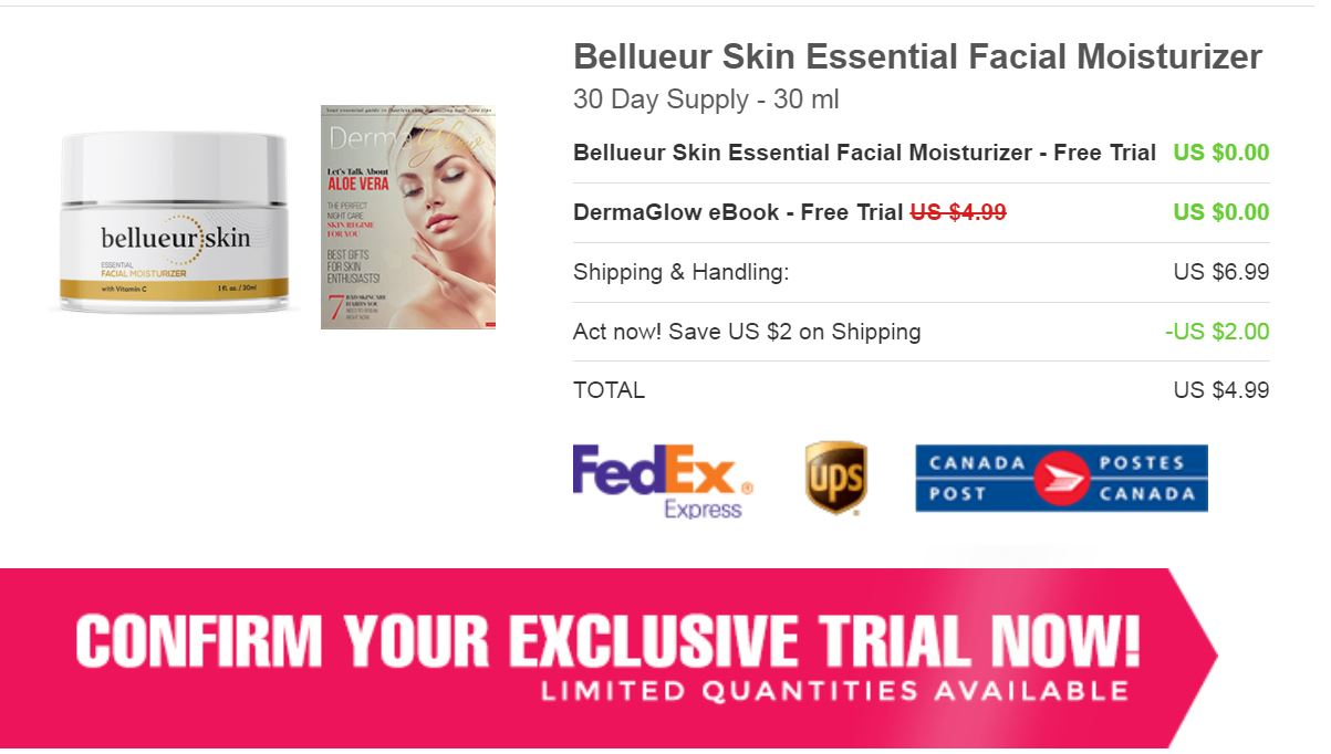 Bellueur Skin Canada Shark Tank Reviews, Price, Does it Work or Scam?