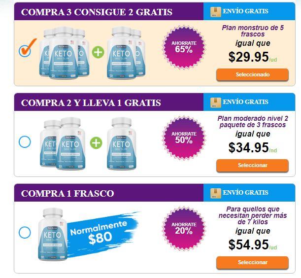 costo de la dieta de cetosis natural